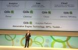 Anthony Deighton, CTO, introduces the Qlik Analytics Platform.