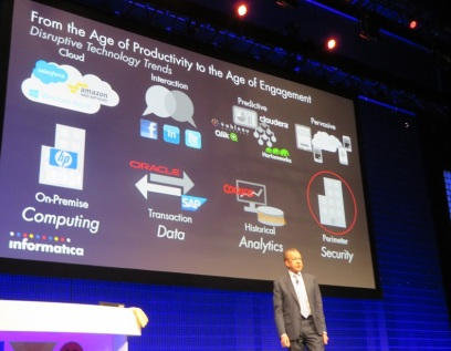 Informatica CEO Sohaib Abbasi details growing data challenges as the focus shifts from transactions to engagement.