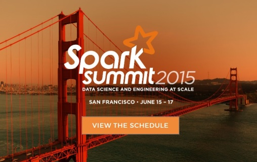 The big news on day one of Spark Summit was news of IBM's embrace of the open source platform.