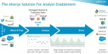 From source to app, the Alteryx Desktop gives analysts a tool for building self-service data-prep-and-analysis workflows.