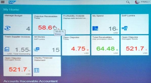 @SAP, #FPA