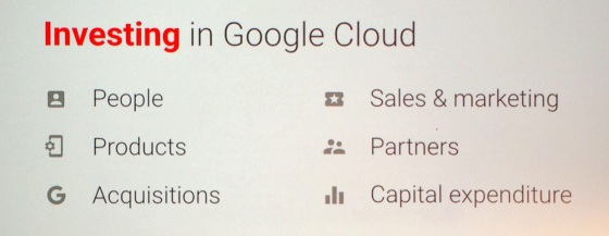 @Google, #GoogleCloud, #GoogleNext17