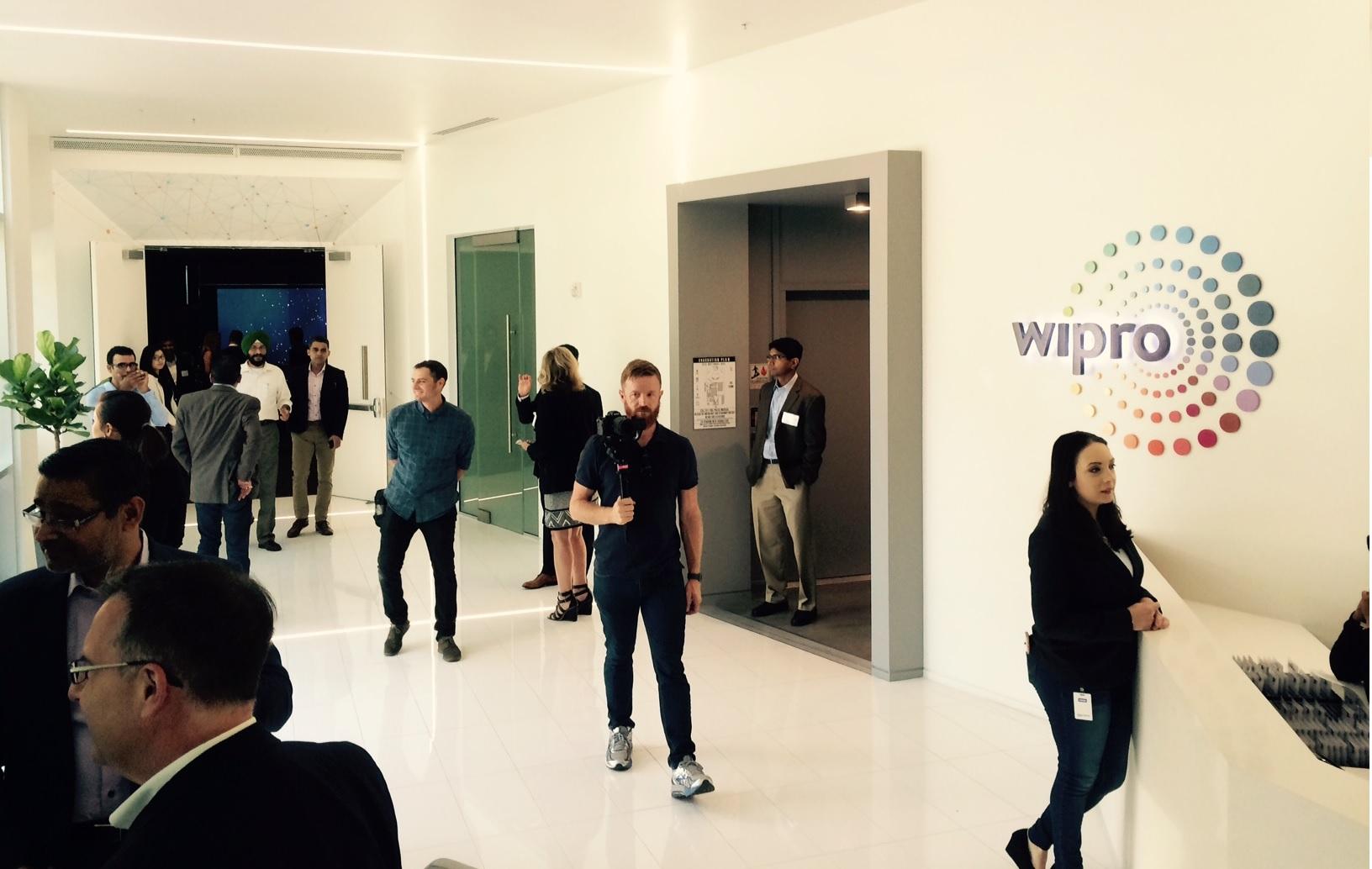 @Wipro, #InnovationatWipro, #BeTheNew