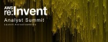 @AWScloud, #reinvent