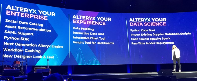 Alteryx Offers Gift of Time for Analytical Innovation – DATA TO